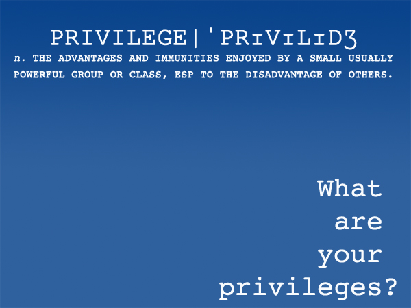 ####privileges