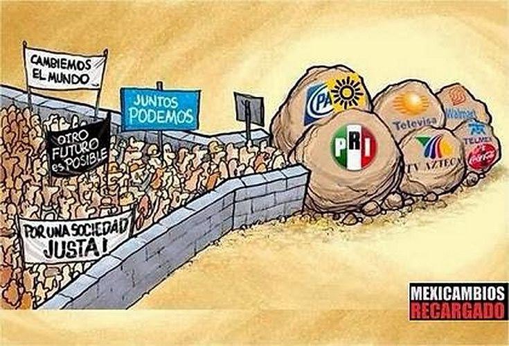 amlo MEXICANOS RECARGANDO