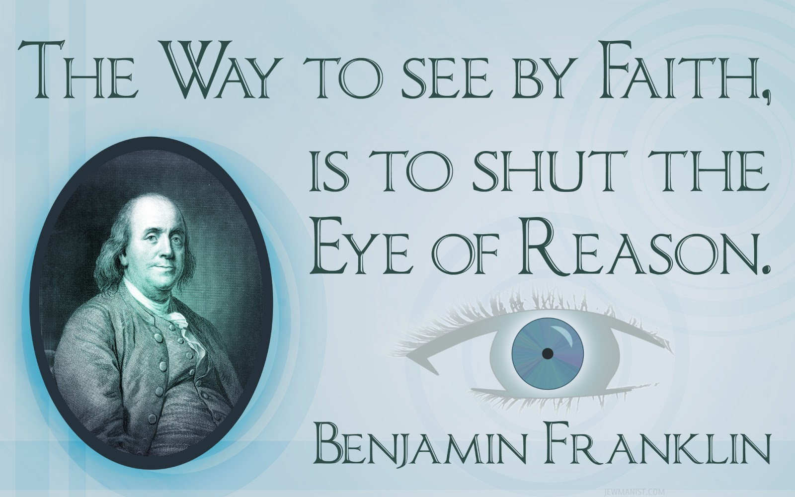 Benjamin-Franklin-Faith-and-Reason-wallpaper